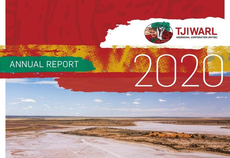 Tjiwarl FY2019-2020 Annual Report